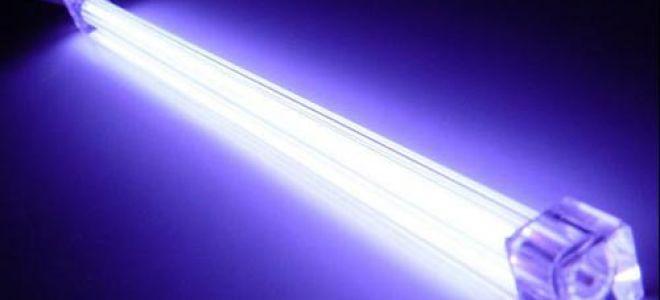 Как проходит очистка бассейна с помощью ультрафиолетовой лампы?