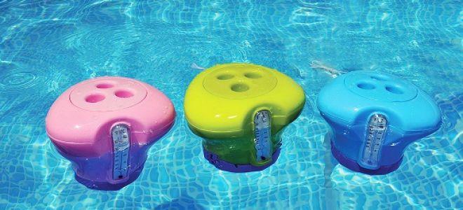 Дозаторы химических препаратов для бассейна