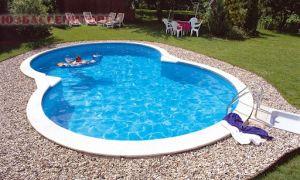Строим бассейн рядом с частным домом своими руками