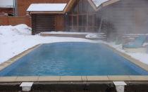 Что нужно знать о морозостойких каркасных бассейнах?