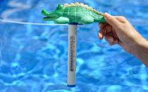 Какая должна быть температура воды в бассейне