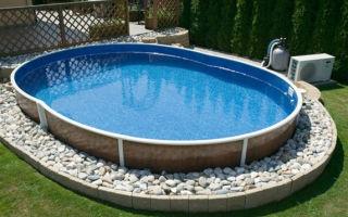 Этап 1. Как выбрать каркасный бассейн для своего дачного участка