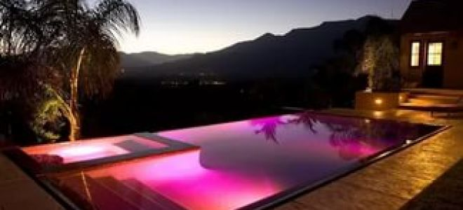 for Underwater luminaire for swimming pool