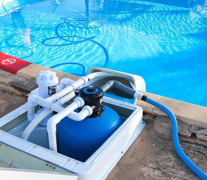 Плавающий фильтр для бассейна своими руками 9