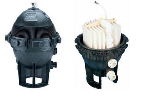Диатомитовое устройство для очистки воды