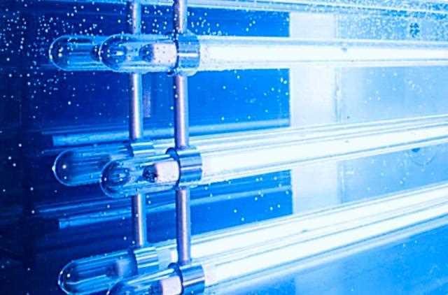 Ультрафиолетые лампы для дезинфекции