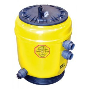 Песочные фильтры самые популярные для частных резервуаров