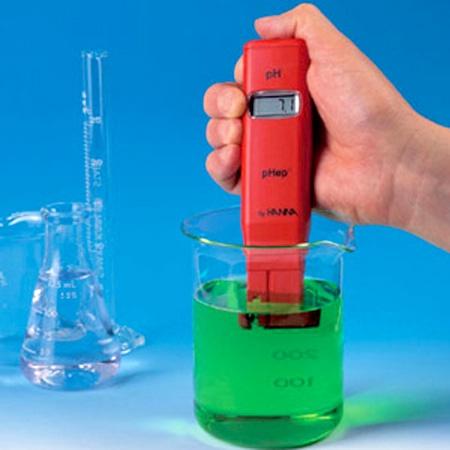 Измерение ph электрическим прибором