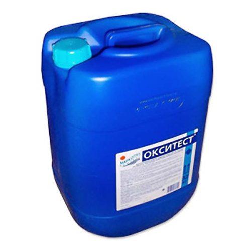 Активный кислород для очистки воды